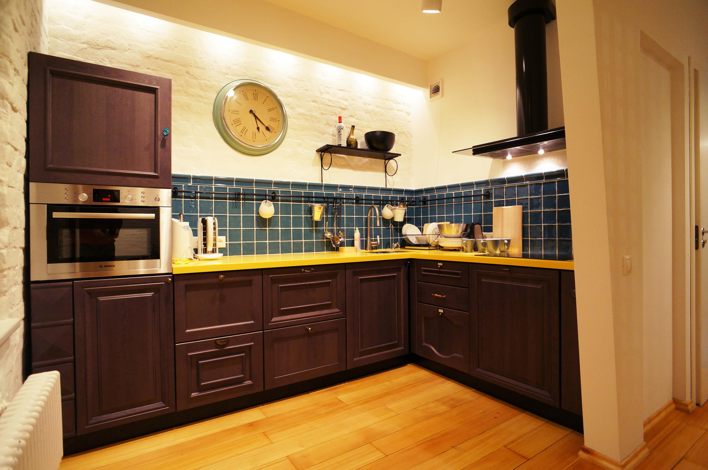 Столярная кухня